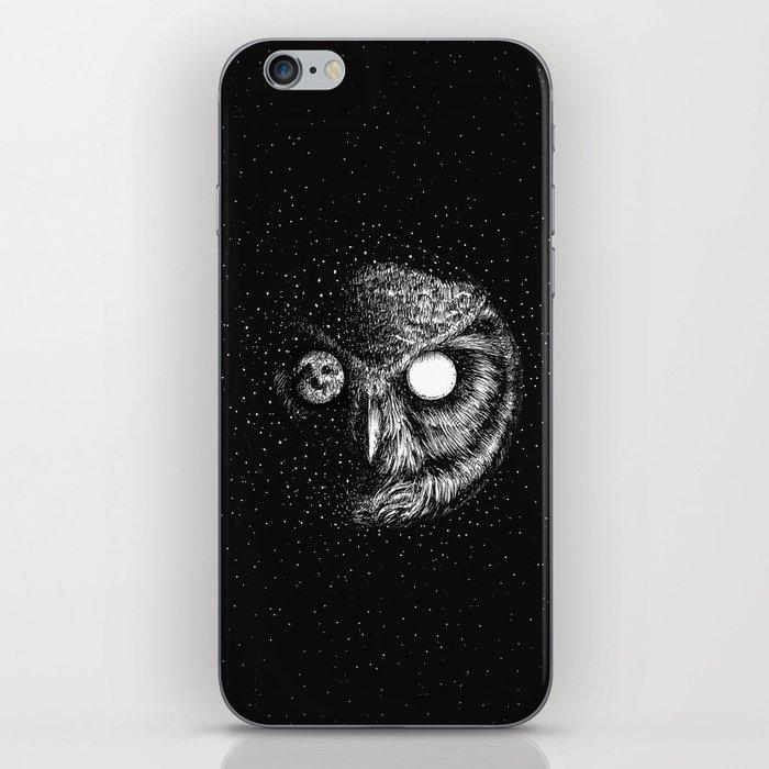 Moon Blinked iPhone Skin