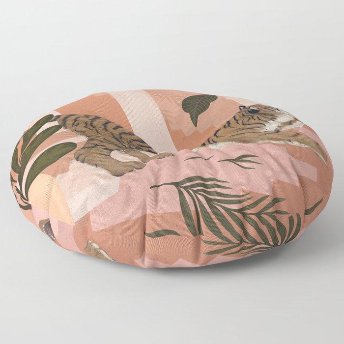 Easy Tiger Floor Pillow
