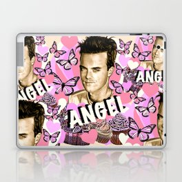 Angel Cupcake Laptop & iPad Skin