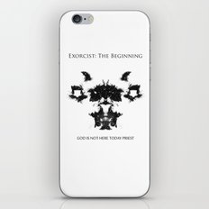 Exorcist: The Beginning vers1 iPhone Skin
