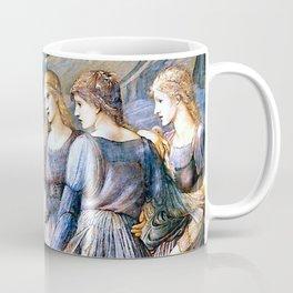 "Edward Burne-Jones ""Perseus and the Sea Nymphs (The Arming of Perseus)"" Coffee Mug"
