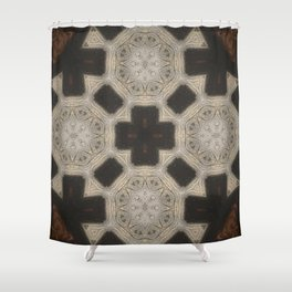 Gothic Shower Curtain
