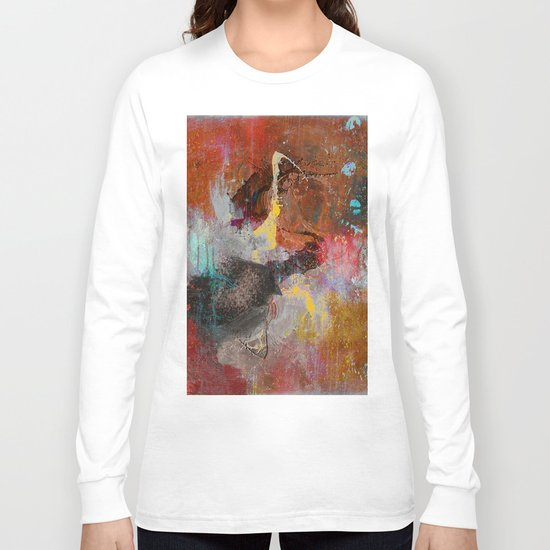 catch the shape Long Sleeve T-shirt