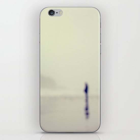 i saw you standing there iPhone & iPod Skin