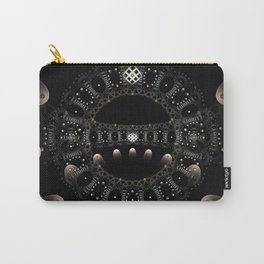 Hammered Carry-All Pouch