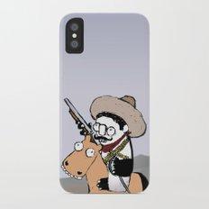 Emiliano Zapata iPhone X Slim Case