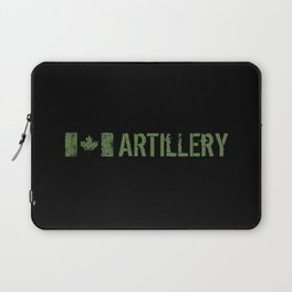 Canadian Artillery Laptop Sleeve
