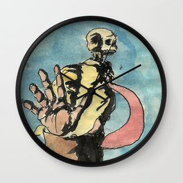 No pictures, please. Wall Clock