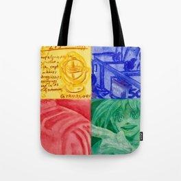 Perpetual Motion Tote Bag