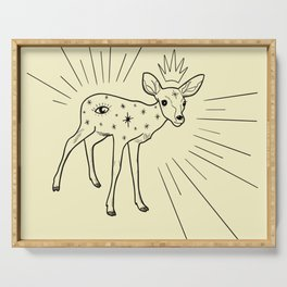 The Deer Serving Tray