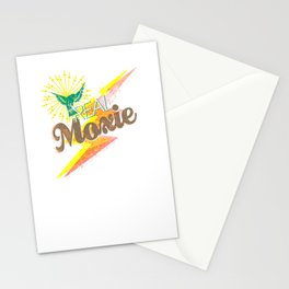 Real Moxie Stationery Cards