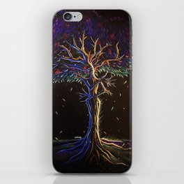 Tree Goddess iPhone Skin