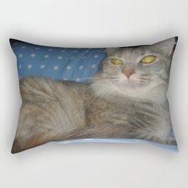 Hola, ¿quién habla? Rectangular Pillow