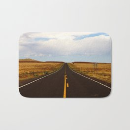 Open Road Bath Mat