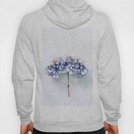 Delicate Hydrangea Hoody