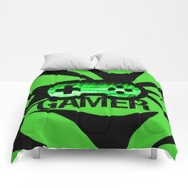 Gamer Green V2 Comforters