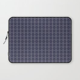 Meshed in Blue Laptop Sleeve