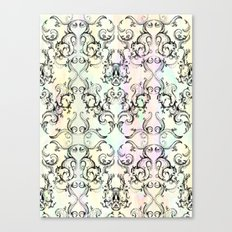 BUNNY BAROQUE Canvas Print