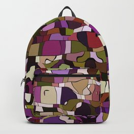 Abstract animals Backpack