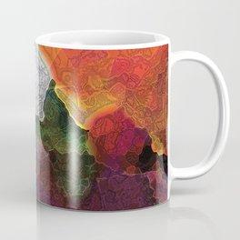 Nasturtium Bud Coffee Mug
