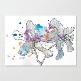 Palo Borracho Canvas Print