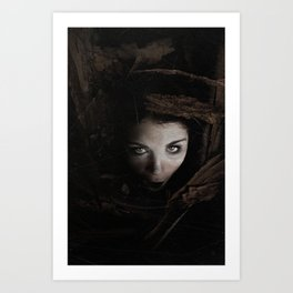 A million grudges I will never forget Art Print