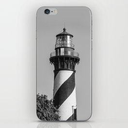 St Augustine Lighthouse iPhone Skin
