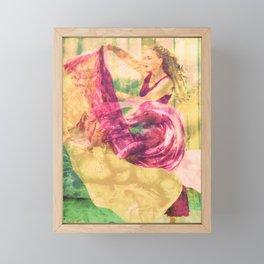 Dancing Queen Framed Mini Art Print