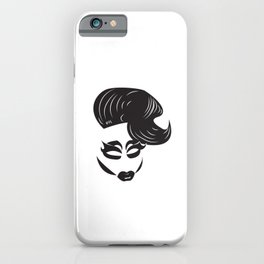 Trixie Mattel iPhone Case