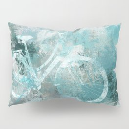 There was a Bike Pillow Sham