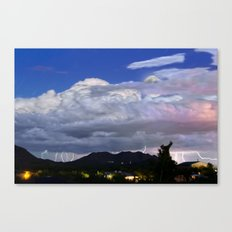 Fading Distant Hopes Canvas Print