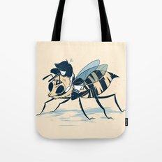 Polly Pollinator  Tote Bag