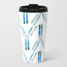 IgG Antibody, Science Art Travel Mug