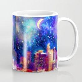 Starry Night Los Angeles Coffee Mug
