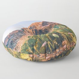Canyon Life Floor Pillow