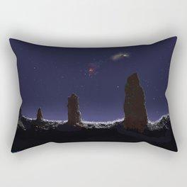 The Stones Rectangular Pillow