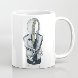 3 STRIPES & CHAMPAGNE Coffee Mug
