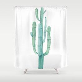 Cactus 1 Shower Curtain