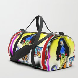 PRINCESS CHAKA KNIGHT Duffle Bag