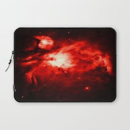Orion NeBULA : Red Laptop Sleeve