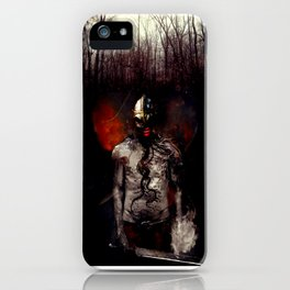 Drakkar iPhone Case