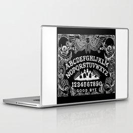 Ouija Board Black Laptop & iPad Skin