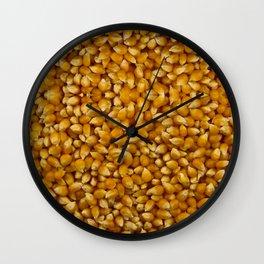 PopCorn for everyone! Wall Clock