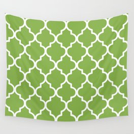 New Pantone, Greenery 2 Wall Tapestry
