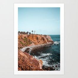 Lighthouse, Palos Verdes Art Print
