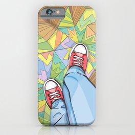Converse Dream iPhone Case