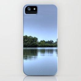 Costa Rica - Mangroves iPhone Case