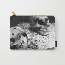 Aztec Skull 2 Carry-All Pouch