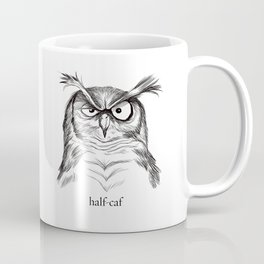 Half-Caf Coffee Mug