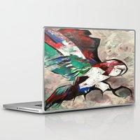 hunter Laptop & iPad Skins featuring HUNTER  by Matt Schiermeier